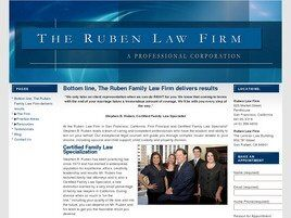 The Ruben Law Firm A Professional Corporation (San Francisco, California)