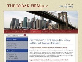 The Rybak Firm, PLLC (Bronx, New York)