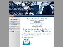 The Savela Law Firm, P.C. (Jefferson Co., Colorado)