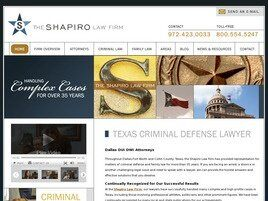 The Shapiro Law Firm (Dallas, Texas)