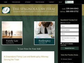 The Spagnola Law Firm (Greensboro, North Carolina)