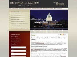 The Tawwater Law Firm PLLC (Oklahoma City, Oklahoma)
