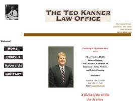The Ted Kanner Law Office (Charleston, West Virginia)