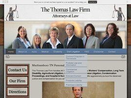 The Thomas Law Firm (Murfreesboro, Tennessee)