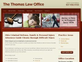 The Thomas Law Office (Dayton, Ohio)