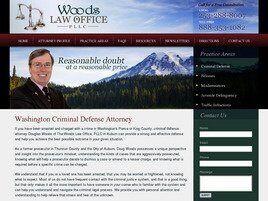 The Woods Law Office, PLLC (King Co., Washington)