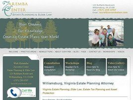 The Zaremba Center for Estate Planning & Elder Law (Williamsburg, Virginia)