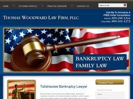 Thomas B. Woodward Law Firm PLLC (Tallahassee, Florida)