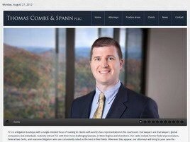 Thomas Combs & Spann, PLLC (Beckley, West Virginia)