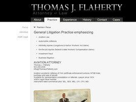 Thomas J. Flaherty Attorney at Law (Portland, Oregon)