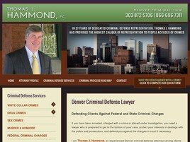Thomas J. Hammond, P.C. (Castle Rock, Colorado)