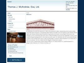 Thomas J. McAndrew, Esq. Ltd. (Providence, Rhode Island)