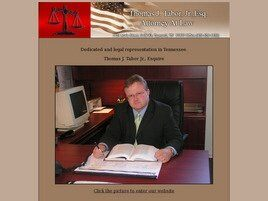 Thomas J. Tabor, Jr., Esq. (Knoxville, Tennessee)