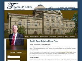 Thomas P. Keller (South Bend, Indiana)