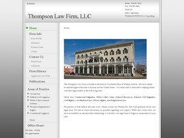 Thompson Law Firm, LLC (Wichita, Kansas)