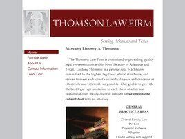 Thomson Law Firm (Little Rock, Arkansas)