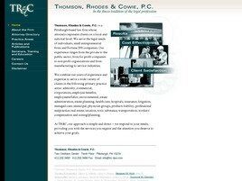 Thomson, Rhodes & Cowie, P.C. (Pittsburgh, Pennsylvania)