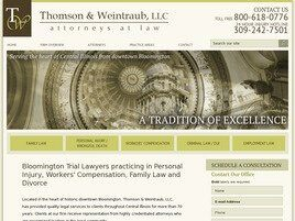 Thomson & Weintraub (Bloomington, Illinois)