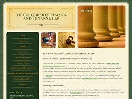 Thorn Gershon Tymann and Bonanni, LLP (Albany, New York)