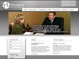 Throndset Law Office LLC (Anoka Co., Minnesota)