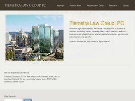 Tiemstra Law Group, PC (Oakland, California)