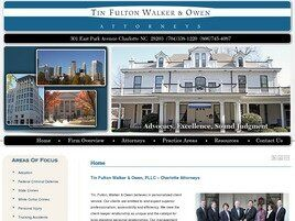 Tin Fulton Walker & Owen, PLLC (Chapel Hill, North Carolina)