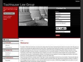 Tischhauser Law Group (St. Petersburg, Florida)