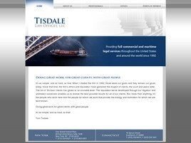 Tisdale Law Offices, LLC (Southport, Connecticut)