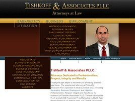 Tishkoff & Associates PLLC (Wayne Co., Michigan)