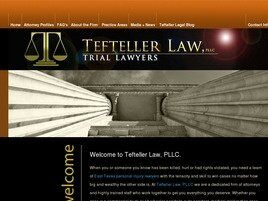 Tefteller Law, PLLC (Marshall, Texas)
