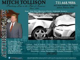 Tollison Law Firm (Jackson, Tennessee)