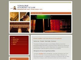 Tom Rorie & Jim Garrett, Attorneys at Law (Longview, Texas)