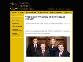 Tomblin, Farmer & Morris, PLLC (Spartanburg, South Carolina)