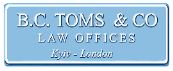 B.C. Toms & Co. (London, England)