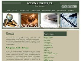 Topkin & Egner, P.L. (Deerfield Beach, Florida)