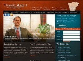 Trammell & Mills Law Firm, LLC (Anderson, South Carolina)