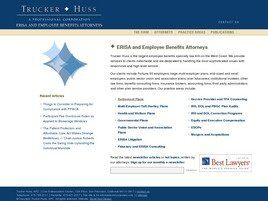 Trucker   Huss A Professional Corporation (Berkeley, California)