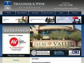 Trullinger & Wenk, PLLC (Goodyear, Arizona)