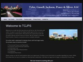 Tyler, Cassell, Jackson, Peace & Silver, LLC (Columbia, South Carolina)