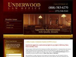Underwood Law Office (McKinney, Texas)