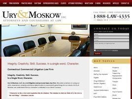Ury & Moskow, LLC (Fairfield, Connecticut)