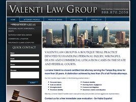 Valenti Law Group (Tampa, Florida)
