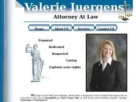 Valerie Juergens Wilt (Greene Co., Ohio)