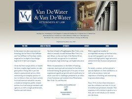 Van DeWater & Van DeWater, LLP (Poughkeepsie, New York)
