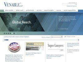 Venable LLP (Baltimore, Maryland)