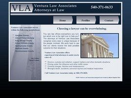 Ventura Law Associates, P.C. (Fredericksburg, Virginia)