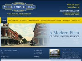 Law Offices of Victor J. Musleh, Jr., P.A. (Inverness, Florida)