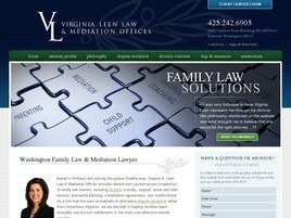 Virginia Leen Law & Mediation Offices (Kirkland, Washington)