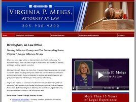 Virginia P. Meigs Attorney at Law (Birmingham, Alabama)