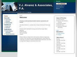 V.J. Alvarez & Associates, P.A. (Clearwater, Florida)
